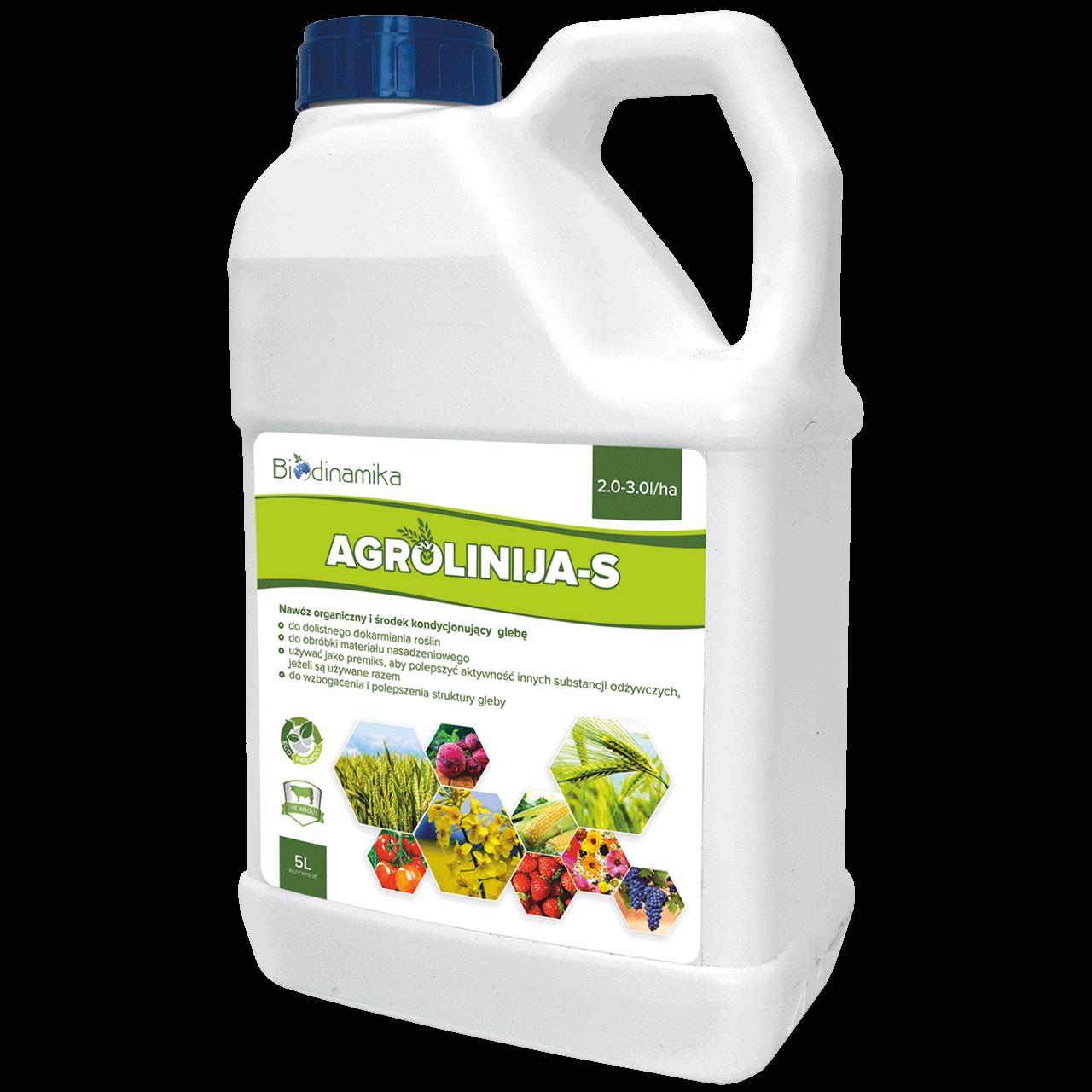Nawóz Naturalny Organiczny Agrolinija S