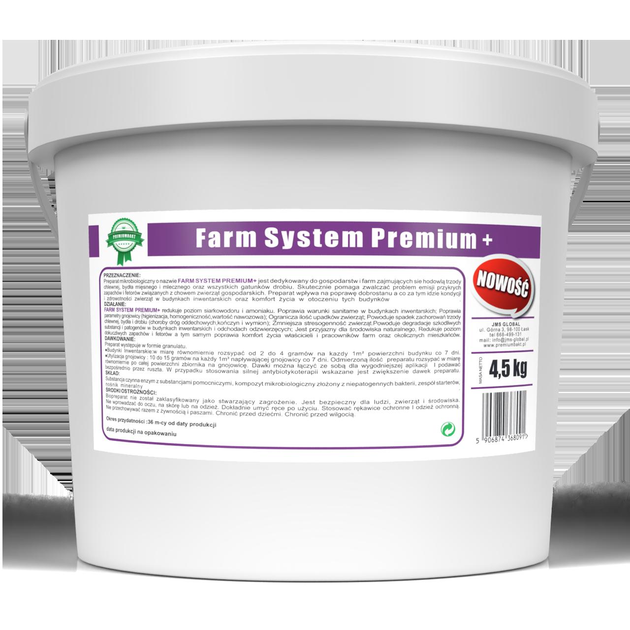 farm system premium
